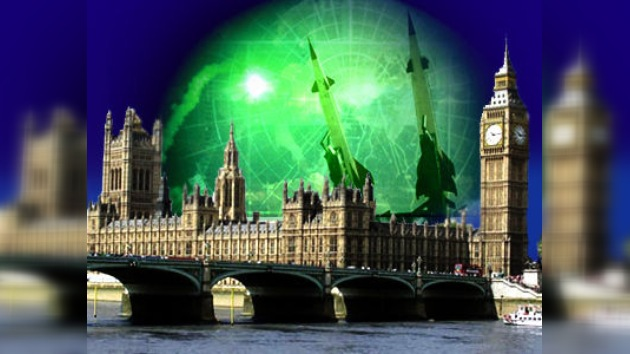 Londres usaría misiles para garantizar la seguridad de los Juegos Olímpicos