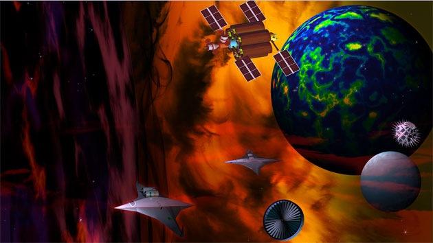 Partículas 'cartógrafas' y 'arcoíris' orbital: 5 increíbles ideas cósmicas que serán realidad