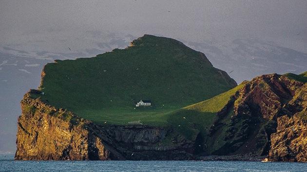¿Cómo es la casa más aislada y enigmática?