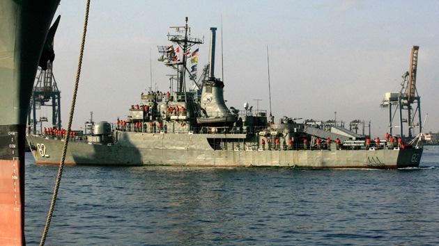 Irán armará sus destructores con nuevos misiles de crucero