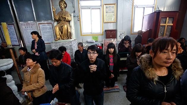La fe no encuentra murallas en China: En 2025 tendrá más cristianos que EE.UU.