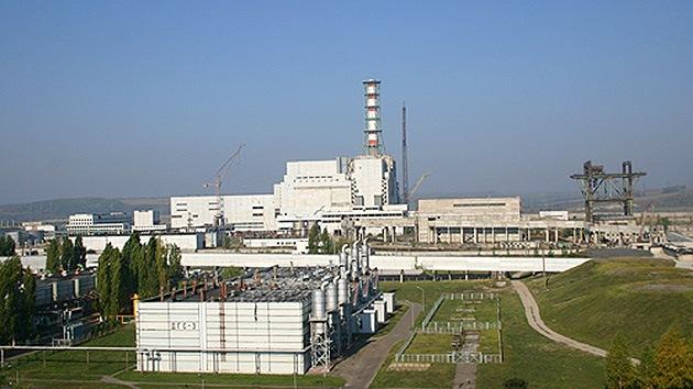 Una central nuclear rusa sufre un accidente