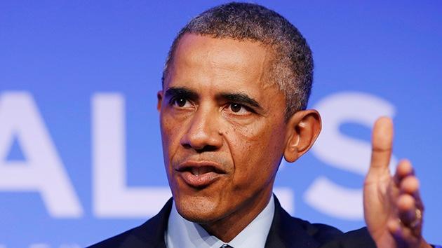 "Obama: El ejército estadounidense bombardeará al EI ""allá donde esté"""