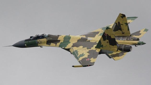 Cómo planea utilizar China los cazas rusos Su-35