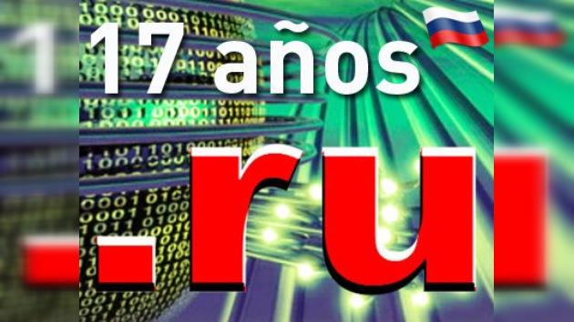 La zona rusa de Internet cumple 17 años
