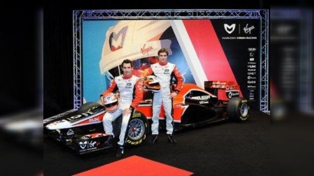El equipo de Fórmula 1 Marussia dejará de ser Virgin