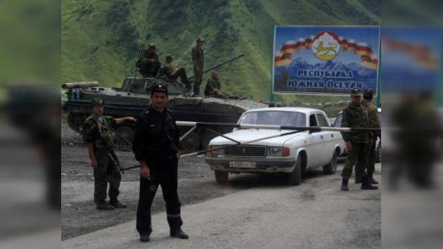Moscú advierte sobre nuevas provocaciones georgianas en Osetia del Sur