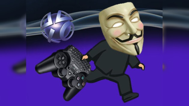 Sony responsabiliza a Anonymous del robo de datos de sus clientes