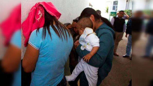Cae una red de tráfico de niños de México hacia Irlanda
