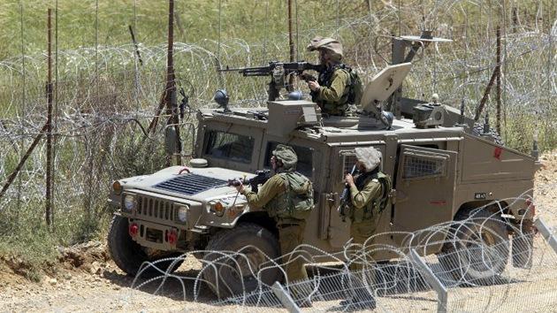 Israel abre fuego contra Siria