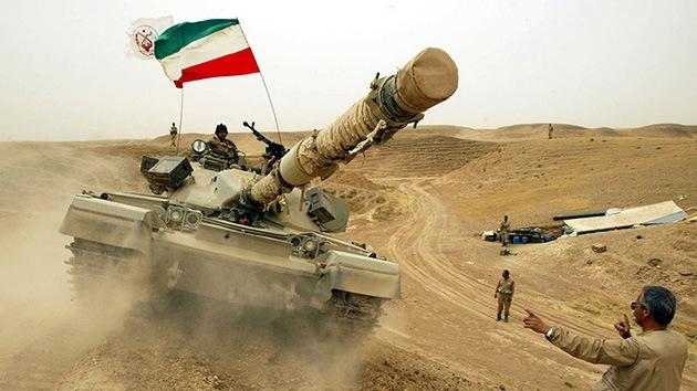Irán demandará a Reino Unido por incumplir un contrato militar firmado hace 35 años