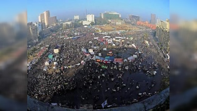 Primer aniversario de la revolución egipcia: un día de fiesta y de congoja