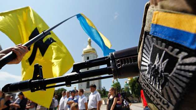 Ucrania se convierte en polo de atracción para neonazis europeos