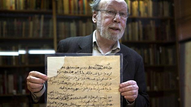 Fotos: Encuentran una colección récord de textos bíblicos antiguos