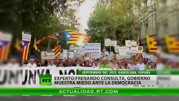 Rodríguez Zapatero: El referéndum de Cataluña no se celebrará