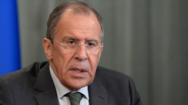 """Lavrov: """"Moscú teme provocaciones contra la OSCE durante los comicios en Ucrania"""""""