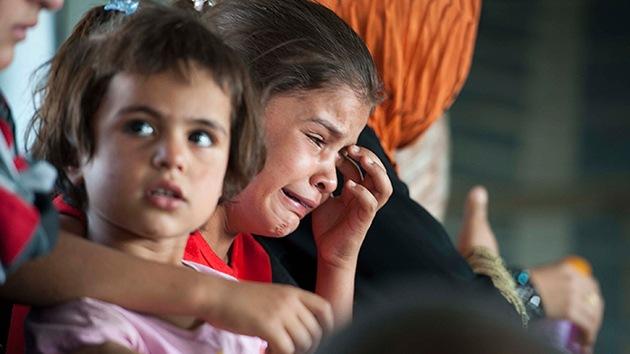 ONU: Desde el inicio de 2014 han sido asesinados o mutilados unos 700 niños en Irak