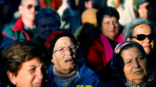 50.000 supervivientes del holocausto viven en Israel en la pobreza