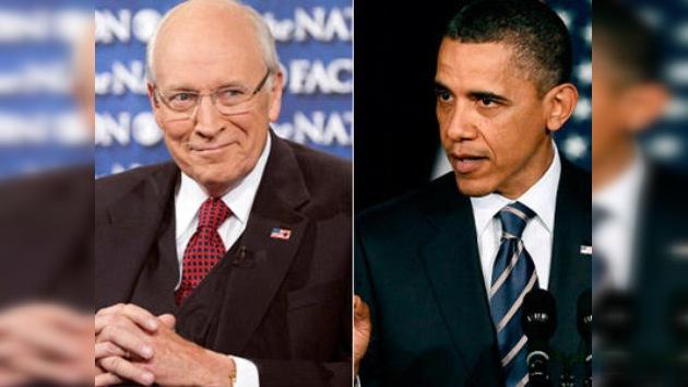 Richard Cheney: Abatiendo a los miembros de Al Qaeda, Obama usa los métodos de George Bush