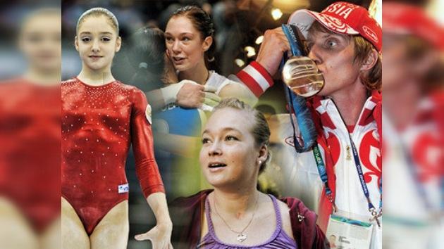 Los mejores deportistas rusos del año 2010, según periodistas del país