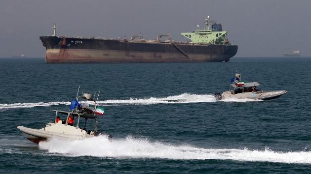 La exportación de petróleo de Irán está en su punto más alto desde que la UE introdujo sanciones
