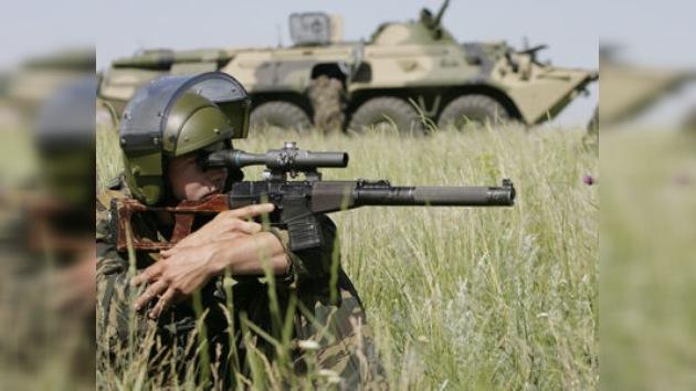 Los militares rusos están entre los cinco mejor pagados del mundo