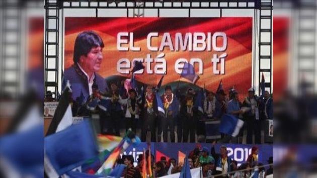 Los bolivianos residentes en Argentina podrán sufragar este domingo