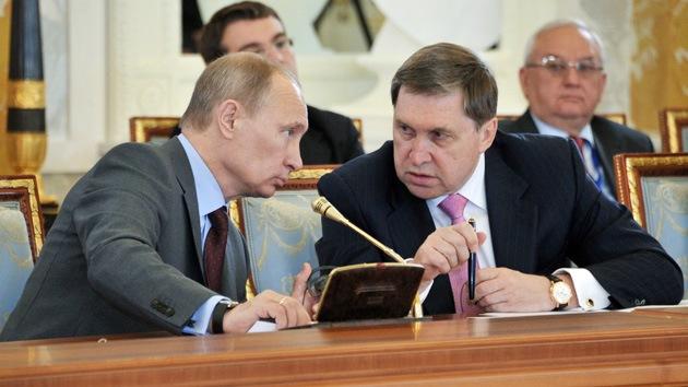 """Desde EE. UU. """"pretenden minar las relaciones"""" con Rusia"""