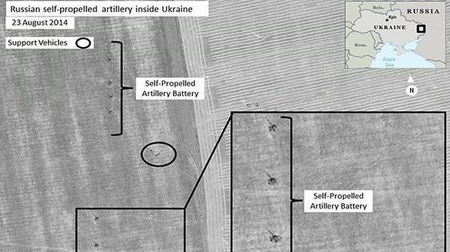 Diario alemán cuestiona las pruebas de la OTAN sobre presencia militar rusa en Ucrania