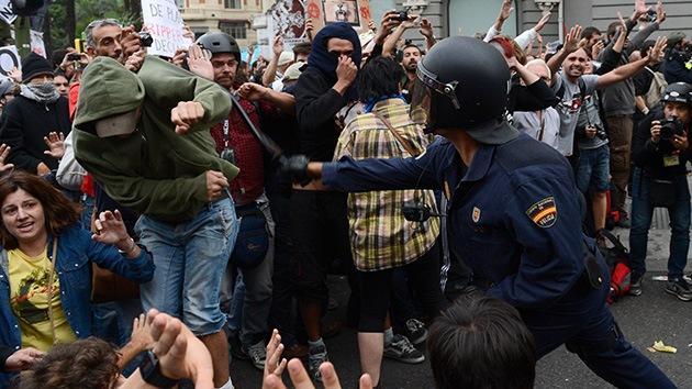 """El Gobierno español elogia la """"magnífica"""" actuación de la Policía durante el 25S"""
