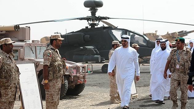 Emiratos Árabes se sube al carro de la guerra