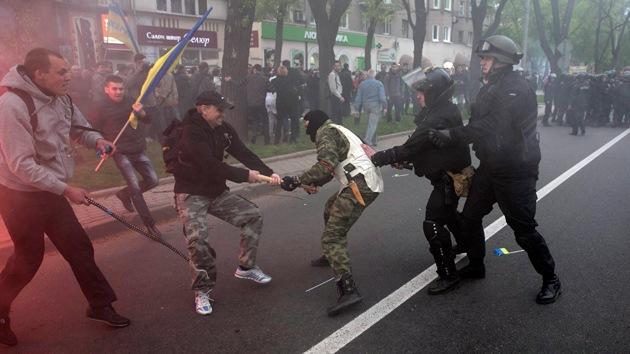 """Moscú: """"Si creen que las sanciones contra Rusia resolverán la crisis en Ucrania, no entienden nada"""""""