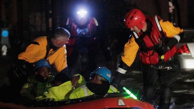 Un estadounidense piensa demandar a sus rescatadores por tardar dos horas en salvarlo