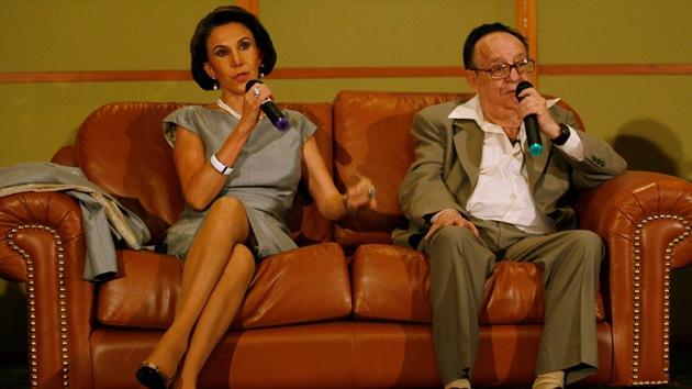 ¿Cuál fue la polémica historia de amor de Florinda Meza y 'Chespirito'?