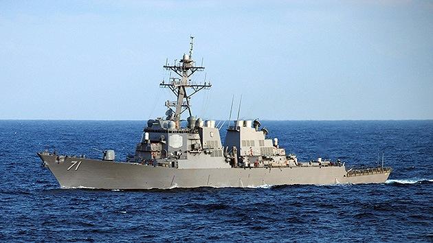 Dos barcos de la OTAN harán maniobras en el mar Negro