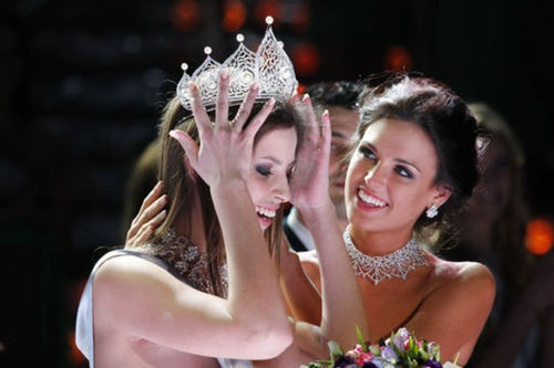 """Una moscovita es la nueva """"Miss Rusia 2011"""""""
