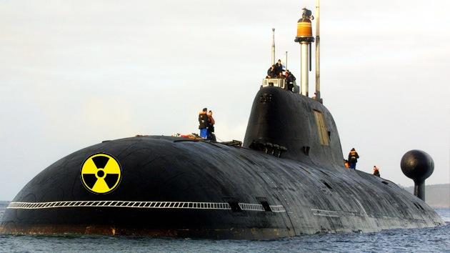 Irán anuncia la construcción de su primer submarino nuclear