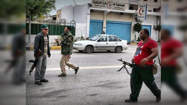 Consejo militar de Misurata: parece que en Libia empieza una guerra civil