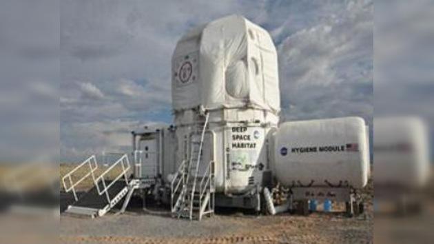 Una base marciana, a prueba en los desiertos terrestres