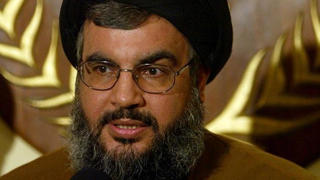 Hezbolá pide al mundo árabe que envíe armas a Gaza