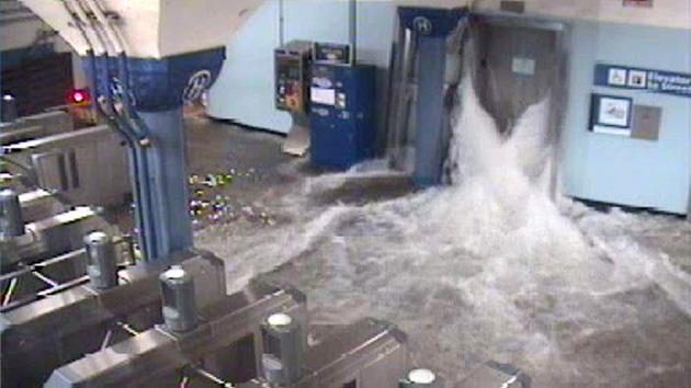 Apagón bestial: La furia de Sandy deja sin electricidad a más de 7 millones de personas