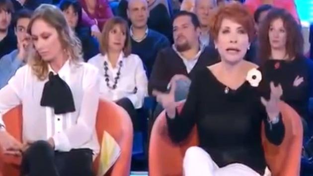 Video: Periodista italiana insulta en directo a un hombre que despertó de un coma