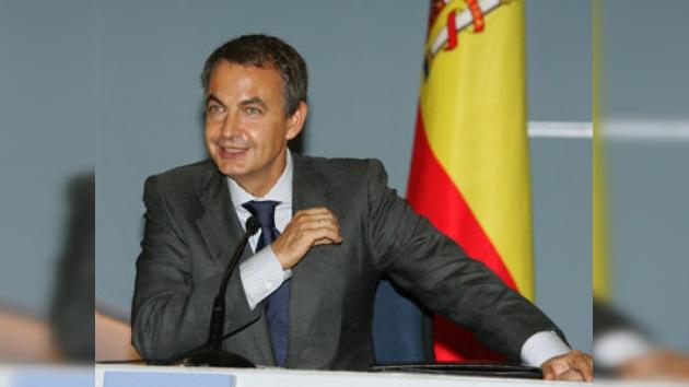 José Luis Rodríguez Zapatero llega a Rusia para impulsar la inversión en España