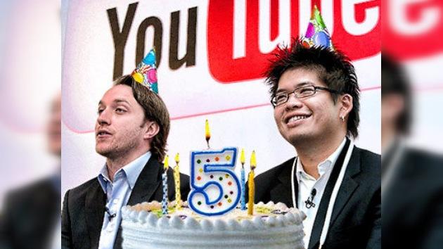 Se cumplen 5 años desde que se subió el primer vídeo a YouTube