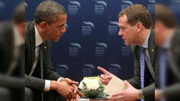 Escudo antimisiles: republicanos le bajan el pulgar a un acuerdo entre Obama y Medvédev