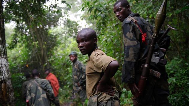Fuerzas de la ONU en la República Democrática del Congo disparan misiles contra rebeldes