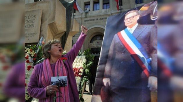 Fijan la fecha para la exhumación de los restos de Salvador Allende