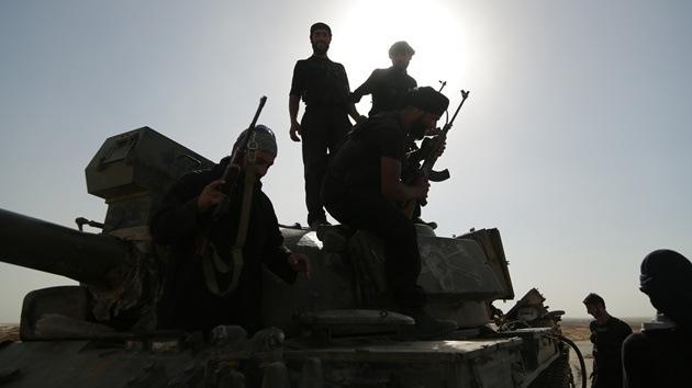 Un líder opositor sirio dimite por las injerencias de Occidente en su grupo