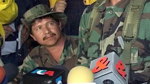 Reaparece un importante cabecilla de las FARC dado por muerto en 2010