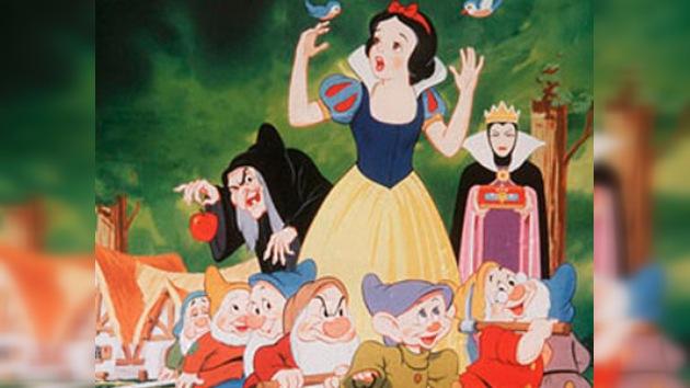 Disney 'despierta' a Blancanieves 75 años después